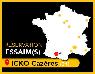 ICKO Cazères